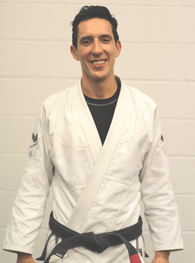 Ricardo Hinojosa Instructor Photo